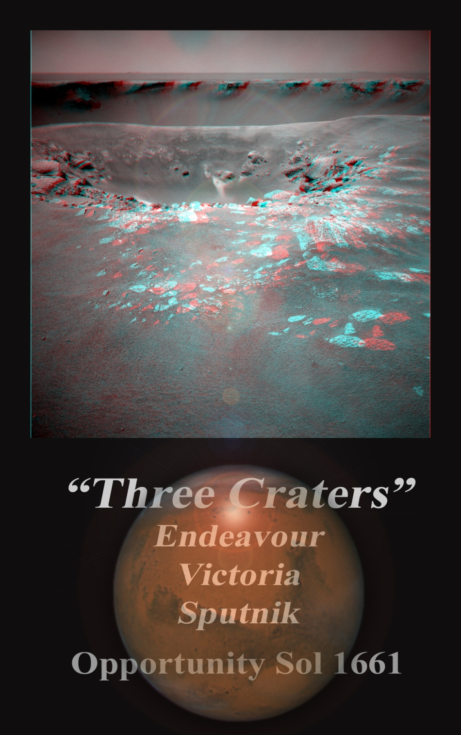 three-craters